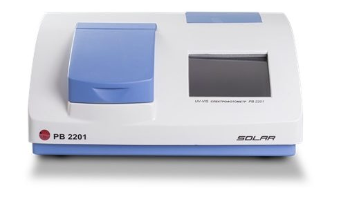 Spectrophotometer UV-VIS RV 2201