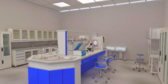 Оснащение клинико диагностической лаборатории